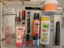 Beauty Paket Beautybox Makeup Kosmetik Pflege Mylittle Box Isana Creme Makeup