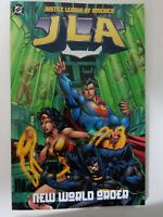 JLA Justice League of America New World Order DC Comics New Softcover Paperback