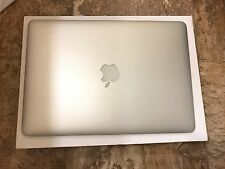 MACBOOK AIR (13-INCH, EARLY 2015) ,Silver,Condition:Good,Bundled