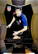 2016-17 Panini Select Christian Pulisic Rookie Card USMNT #150