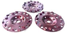 3pk 6 Diamond Cup Wheel With 19mm Arbor Fits Hilti Dg150