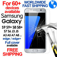 TEMPERED GLASS FOR SAMSUNG GALAXY SCREEN FULL PROTECTION COVER 360 3D 4D 9H