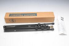 Manfrotto Nano Stand Black 001B Lampen Stativ