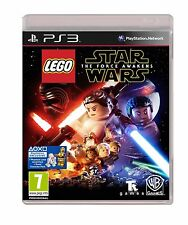 LEGO Star Wars: The Force Awakens (SONY PS3) BRAND NEW SEALED