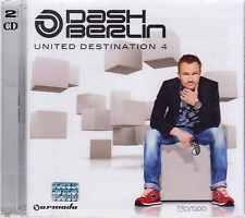 CD - Dash Berlin NEW United Destination 4 2 CD's FAST SHIPPING !