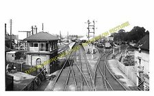 Havant Railway Station Photo. Emmsworth - Cosham. Chichester to Fareham Line (7)