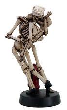 "10"" Love Never Dies Skeleton Kiss War Goodbye Skull Grim Reaper Santa Muerte"