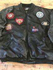 GiGo Sports Extreme Jacket size 4x basketball patches