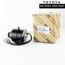 GENUINE LEXUS GS450h RC300 IS250 GS350 IS350 COOLING FAN MOTOR OEM 16363-50040