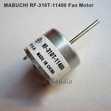 Mabuchi RF-310T-11400 Micro DC Motor DC 3V-6V 5.9V 22MM Long Shaft 24MM Diameter