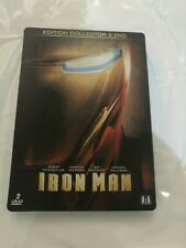 Dvd Iron Man 2 Dvd Boitier Metal