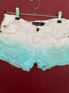 FACE OFF Womens Ombre Shorts Size 8 ~ 5 ITEMS CLOTHES FREE POST OFFER*