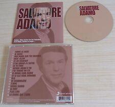 RARE CD ALBUM BEST OF LA COLLECTION ADAMO SALVATORE 18 TITRES 2009