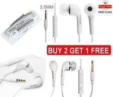Samsung Handsfree Headphones Earphones for Galaxy S4 S5, S6, S8, ACE J2 J3 J4 J5