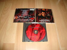 007 TOMORROW NEVER DIES ORIGINAL MUSIC CD FROM THE MOTION PICTURE SOUNDTRACK