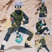 Anime Naruto Hatake Kakashi PVC Figure Model 14cm New