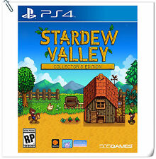 PS4 Stardew Valley SONY PLAYSTATION 505 RPG Games