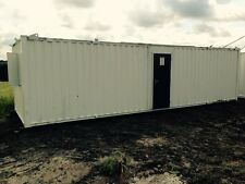 32ft x 10ft Anti Vandal Office open plan Kitchen F/M toilets fitted