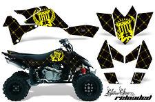 Suzuki LTR450 AMR Racing Graphics Sticker Kits ATV LTR 450 DECALS 06-09 RLOAD YB