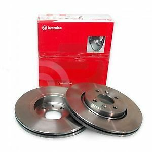 Brembo Front Brake discs 09.7043.10 Mitsubishi