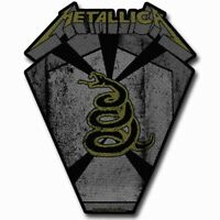 Metallica Pit Boss Patch Official New