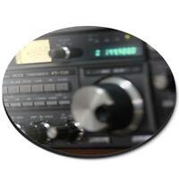 Round Mouse Mat  - Amateur Radio Station  #44076
