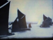 Two historic films of Thames Sailing Barges now on DVD 1silent 1narr AP Herbert