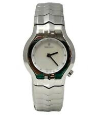 LADIES STAINLESS STEEL TAG HEUER ALTER EGO QUARTZ MOP DIAL WATCH 25mm