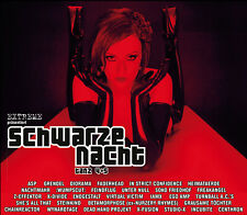 Schwarze Nacht Tanz 4 + 5, 2 CD Box Neu + OVP