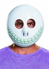 Disney Authentic Nightmare Before Christmas Barrel Mask for Adults New
