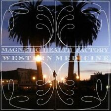 Western Medicine by Magnetic Health Factory (CD, 2009, Blank Stare Music)