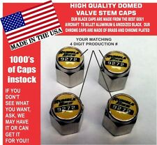 Dodge Ram Super Rumble Bee Valve Stem Caps - Nice / Custom / One Off Caps