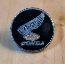 VINTAGE HONDA MOTORCYCLE BIKE MAKER BY AEW SMALL BADGE