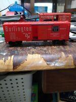 HO Scale Athearn Burlington Route Double Door Box Car