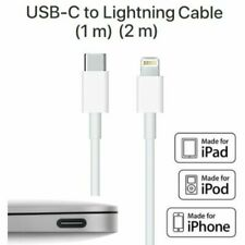 2M USB-C 3.1 Type C Male to Lightning data Charge Cable For iPhone MacBook