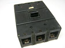 Westinghouse LA3400F 3 Pole 600 VAC 300 Amp Circuit Breaker LA  ~