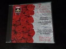 CD ALBUM - FAMOUS OPERA CHORUSES - BERNARD HAITINK