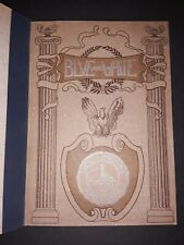 Rare 1913  Los Angeles High School Yearbook The Blue and White