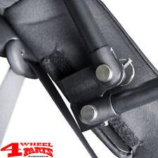 Softop disconnects copertura chiusure rapide 4 Pezzi Jeep Wrangler JK 07-12