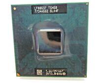 Procesador CPU SLA4F Intel Core 2 Duo T5450 caché de 2 M, 1,66 GHz, FSB 667 MHz