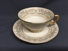 "Lenox Noblesse 2 1/8"" Cup & Saucer"