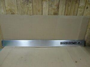 81-90 Dodge Ram Pickup Truck Ramcharger Tail Gate Trim Panel Tailgate Strip