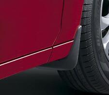 Genuine Mazda 2 Black Front Mud Flaps - DA6CV3450