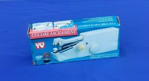 E-Z Portable Super Sewing Machine Battery Op. As Seen On TV NOS