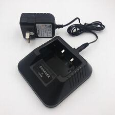 Ch-5 Battery Charger + Ac Adapter for Baofeng Uv-5R Uv-5Ra Uv-5Rb Uv-5Rc Uv5Rd