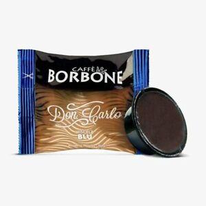 200 capsule Caffè Borbone Don Carlo Miscela BLU per Lavazza a Modo Mio