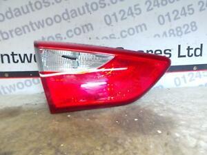 Hyundai i30 2012 Left NS Passenger Side Inner Taillight
