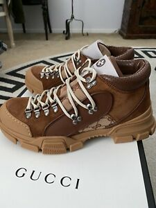 NIB Gucci flashtrek GG Low Top sneakers M 8.5