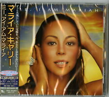 MARIAH CAREY-ME. I AM MARIAH...THE ELUSIVE CHANTEUSE-JAPAN CD BONUS TRACK G07