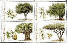 South Africa 1998 Trees block of 4 Mint Unhinged